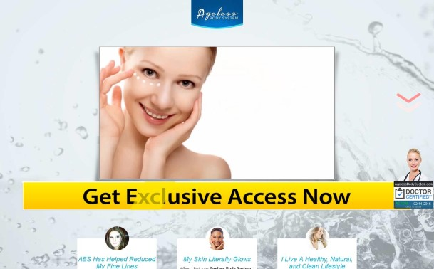 Ageless Body System Review - What are the Benefits?