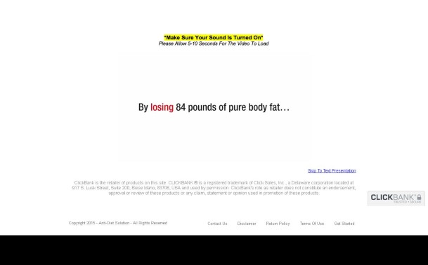 Anti-Diet Solution Honest Review - Read Before You Buy