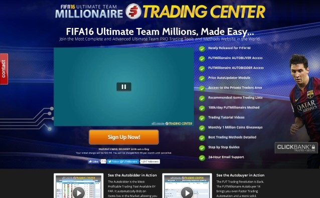 FUTMillionaire Review - It's Really Good or Not?
