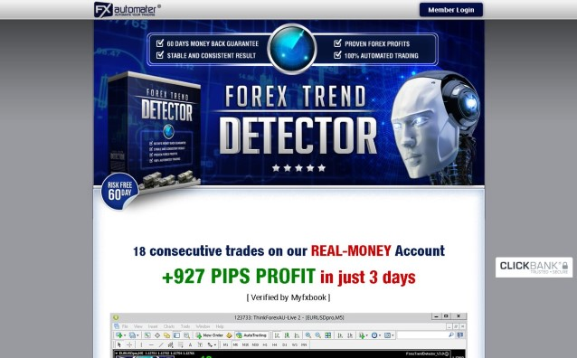 Forex Trend Detector Honest Review - Read Before You Buy