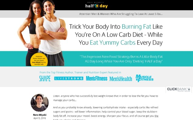 The Half Day Diet Review - Does it Work or Not?
