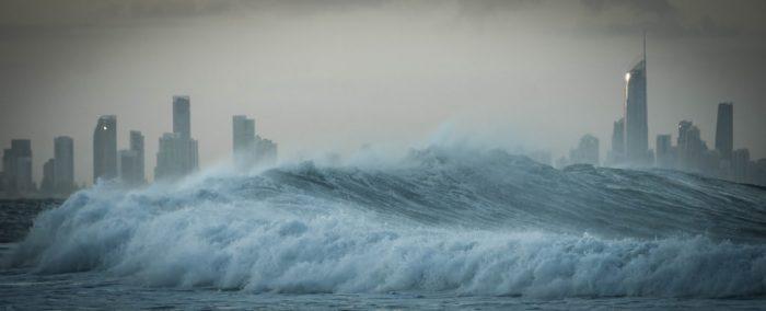 tsunami photo