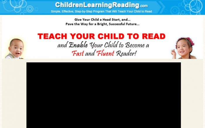 Children Learning Reading Review - It's Really Good?