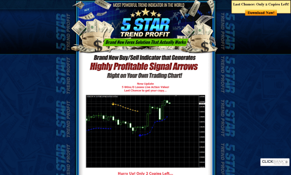 5 Star Trend Profit by Karl Dittmann Review - It's Really Good or Not?