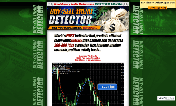 Buy Sell Trend Detector by Karl Dittmann Honest Review - Read Before You Buy