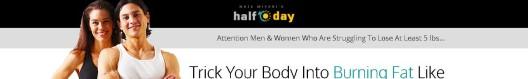 Get The Half Day Diet