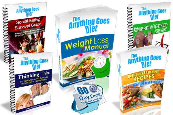 Anything goes diet package