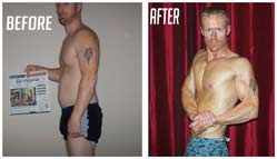 Customized Fat Loss Participant