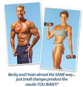 Steve and Becky, Old School New Body