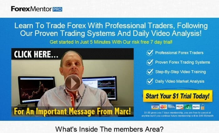 Forex Mentor Pro Review: Does it Work?