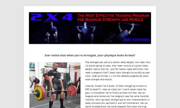 2x4 Strength Review - It Is Effective?