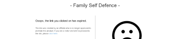 3 Family Self Defence