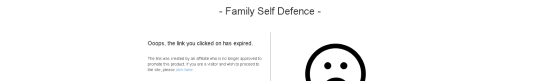 Get Family Self Defence