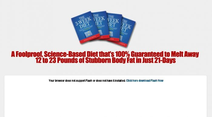 The 3 Week Diet Review - Does it Really Work?