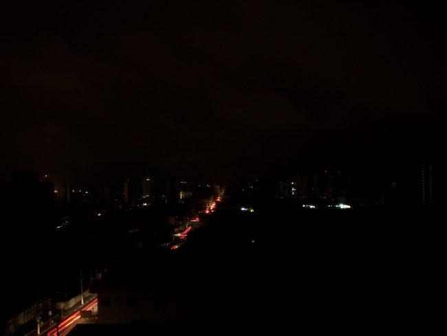 blackout photo