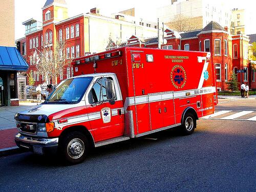 medical transportation photo