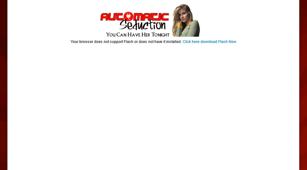 The Automatic Seduction System Honest Review