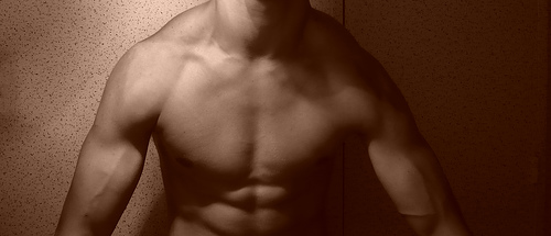 muscles photo