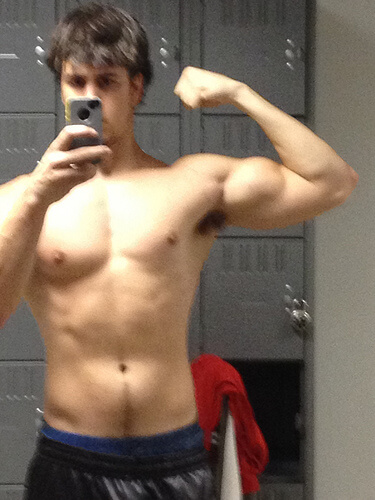 muscle photo