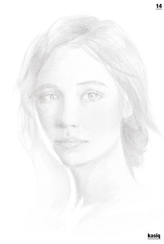 pencil drawing photo
