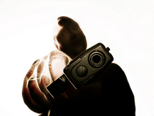 robbery photo