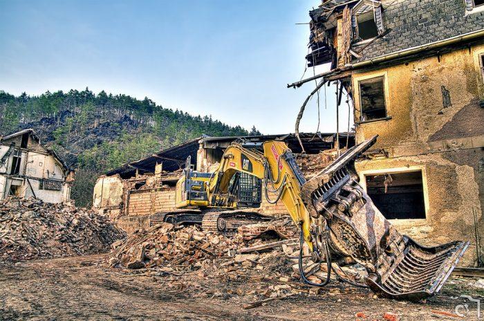 destruction photo