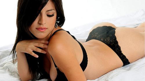 seductive photo