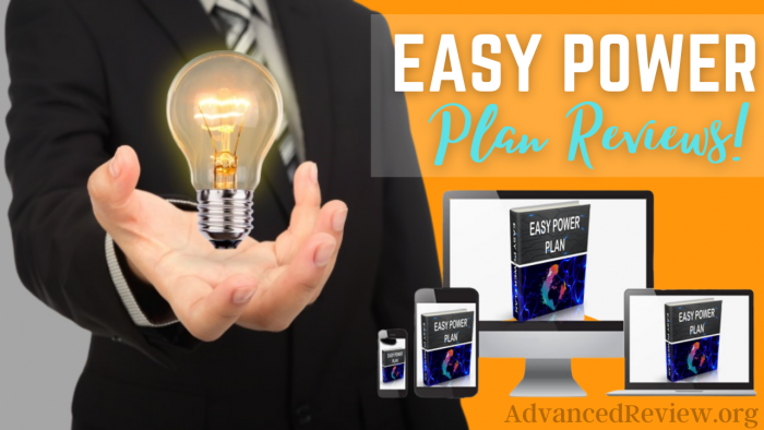 Easy Power Plan Get Yours Now