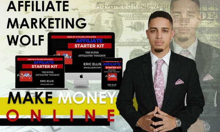 Affiliate Marketing Wolf Make Money Online