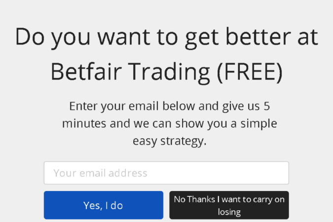 Betfair Trading Community Site