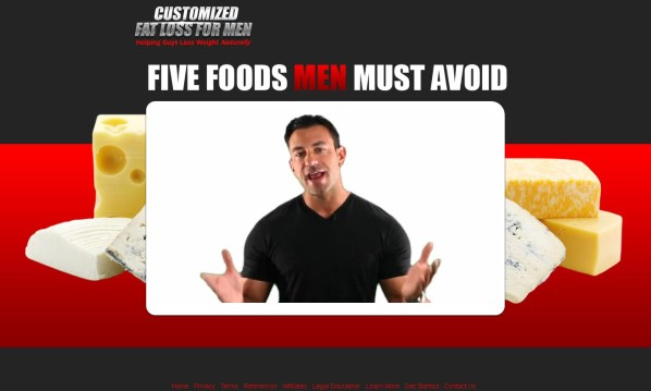 Customized Fat Loss For Men Review: What You Should Know Before Buying
