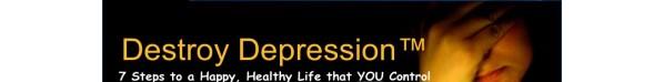 Get Destroy Depression
