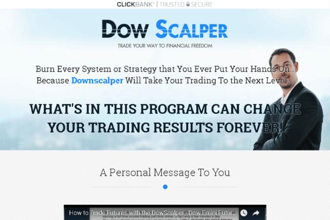 DowScalper Site