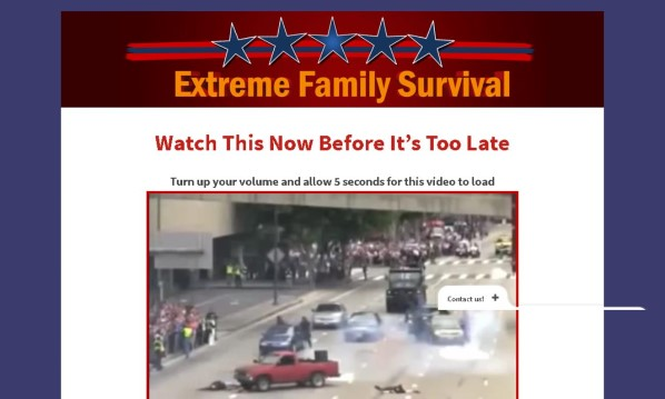 Extreme Family Survival Review: Read Before Buying