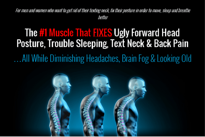 Forward Head Posture Fix Site