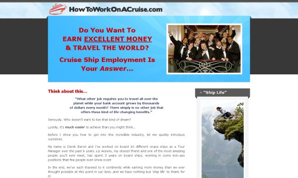 How to Work on a Cruise Ship Review: The Pros & Cons