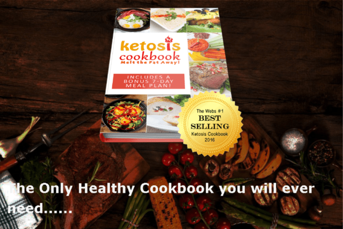 Ketosis Cookbook Site