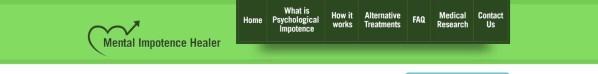 Get Mental Impotence Healer