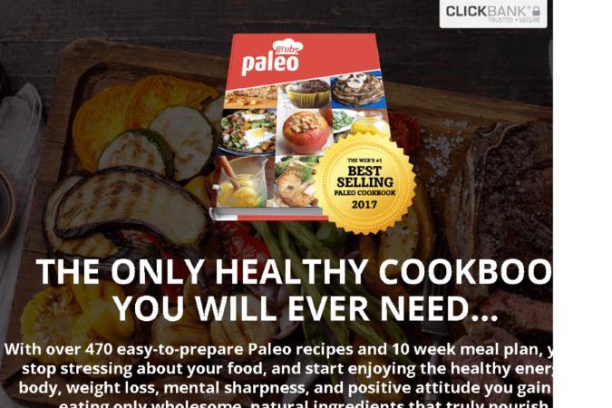Paleo Grubs Book Site