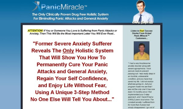 Panic Miracle No Hype Review - Get the Facts!