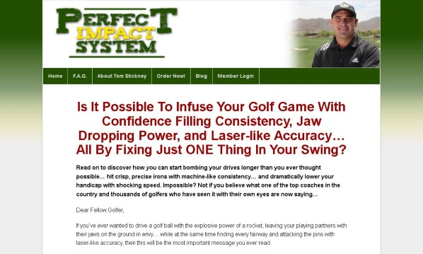 Perfect Impact System Review: Read Before Buying