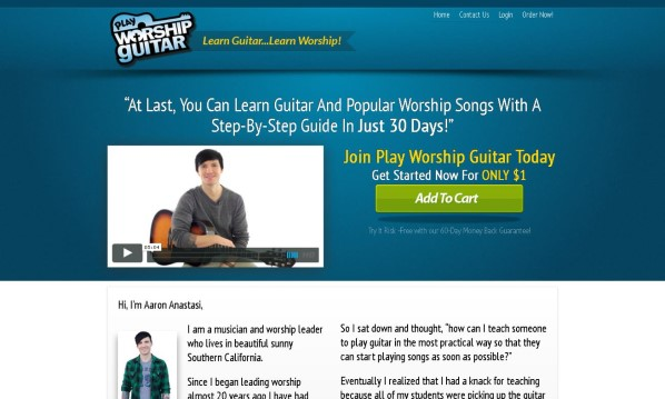 Play Worship Guitar Review: Read Before Buying