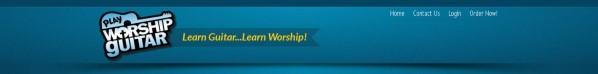 Get Play Worship Guitar