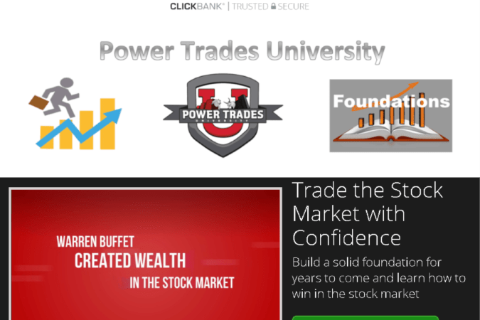 Power Stock Trades Site