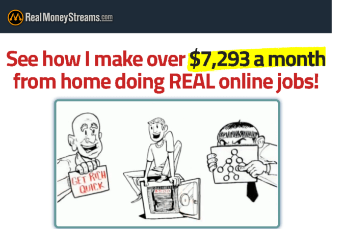 Real Money Streams Site