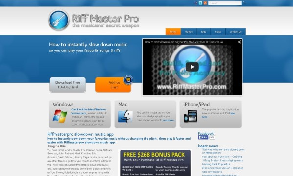 Riff Master Pro Review: The Pros & Cons
