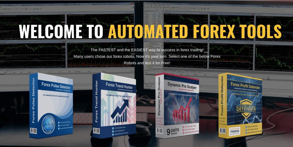 Automated forex grail review