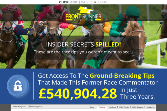 Second Income Bets Site