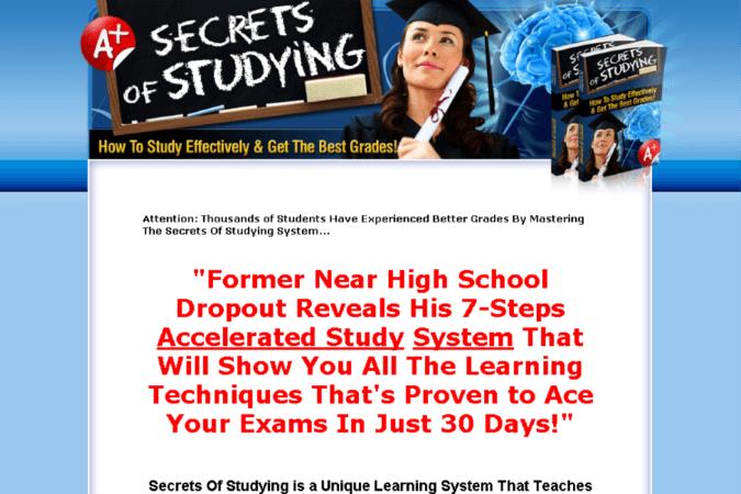 Secrets of Scoring A's Site