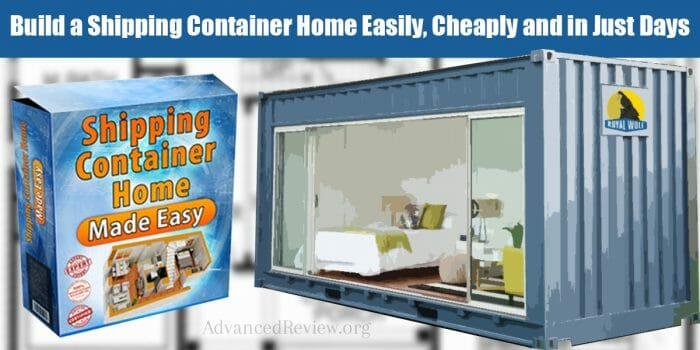 Shipping Home Container Made Easy Build Home Cheaply and Easily